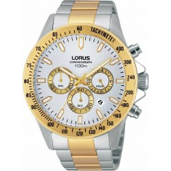 Lorus Mens Chronograph Watch RT374DX9