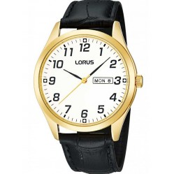 Lorus Mens Strap Watch RJ648AX9