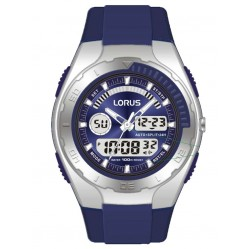 Lorus Mens Multidial Watch R2391GX9
