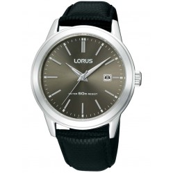 Lorus Mens Grey Dial Watch RH931BX9