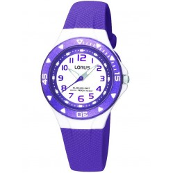 Lorus Childrens Strap Watch R2337DX9