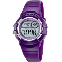 Lorus Childrens Digital Strap Watch R2385HX9