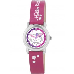Hello Kitty Kids Pink Time Teacher Watch HK024