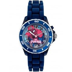 Avengers Kids Blue Spiderman Watch SPD3415