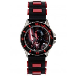 Star Wars Kids Black Darth Vader Watch DAR3644
