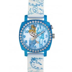 Disney Kids Cinderella Blue Analogue Watch PN1409