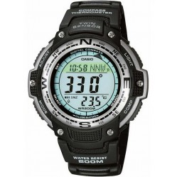 Casio Sports Gear Digital Black Plastic Strap Watch SGW-100-1VEF