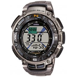 Casio Mens Pro Trek Watch PRG-240T-7ER
