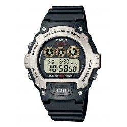 Casio Mens Illuminator Watch W-214H-1AVEF