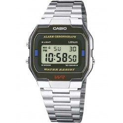 Casio Mens Collection Watch A163WA-1QES