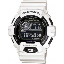 Casio Mens White G-Shock Alarm Chronograph GR-8900A-7ER