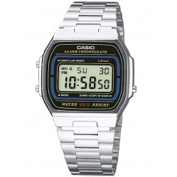 Casio Unisex Collection Watch A164WA-1VES