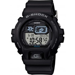 Casio Mens G-Shock Bluetooth Digital Watch GB-6900B-1ER