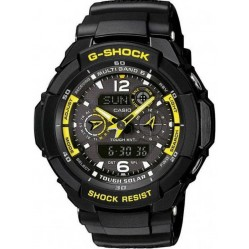 Casio Mens G-Shock Watch GW-3500B-1AER