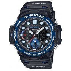 Casio Mens G-Shock Sea Gulfmaster Bracelet Watch GN-1000B-1AER