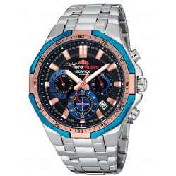 Casio Mens Edifice Toro Rosso Special Edition Chronograph Watch EFR-554TR-2AER