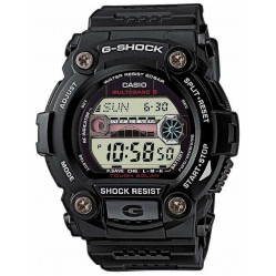 Casio G-Shock Mens Black Digital Strap Watch GW-79001ER