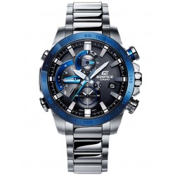 Casio Mens Edifice Chronograph Tough Solar Watch EQB-800DB-1AER