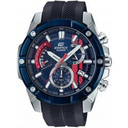 Casio Mens Edifice Limited Edition Black Chronograph Watch EFR-559TRP-2AER