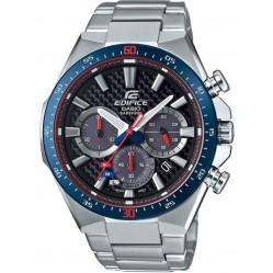 Casio Edifice Toro Rosso Limited Edition Blue Bracelet Watch EFS-S520TR-1AER
