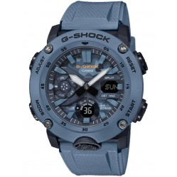 Casio G-Shock Classic Dual Display Chronograph Camouflage Strap Watch GA-2000SU-2AER