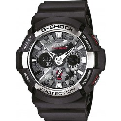 Casio Mens G-Shock Watch GA-200-1AER