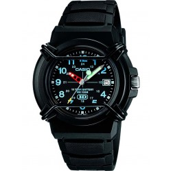 Casio Mens Heavy Duty Watch HDA-600B-1BVEF