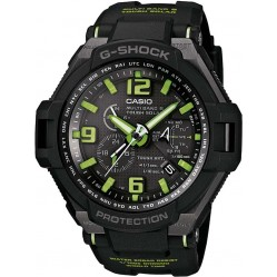 Casio Mens G-Shock Gravity Defier Strap Watch GW-4000-1A3ER