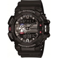 Casio Mens G-Shock Bluetooth Watch GBA-400-1AER