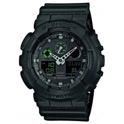 Casio Mens G-Shock Watch GA-100MB-1AER