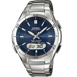 Casio Mens Titanium Waveceptor Watch WVA-M640TD-1AER