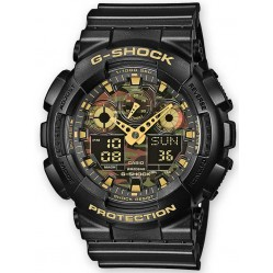 Casio Mens G-Shock Oversize Watch GA-100CF-1A9ER