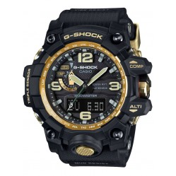 Casio Mens G-Shock Mudmaster Gold Plated Watch GWG-1000GB-1AER