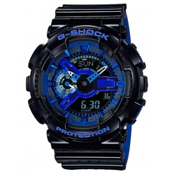 Casio Mens G-Shock Chronograph Watch GA-110LPA-1AER