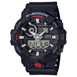 Casio G-Shock Black Strap Watch GA-700-1AER