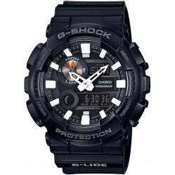 Casio G-Shock Black Strap Watch GAX-100B-1AER