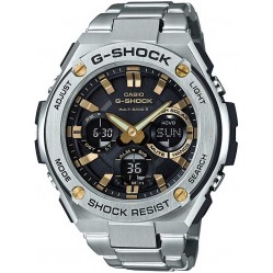 Casio G-Shock G-Steel Bracelet Watch GST-W110D-1A9ER