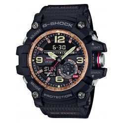 Casio G-Shock Two Colour Mudmaster Strap Watch GG-1000RG-1AER