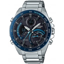 Casio Edifice Bluetooth Solar Blue Bracelet Smartwatch ECB-900DB-1BER