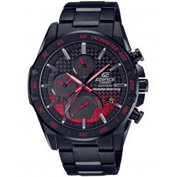 Casio Edifice Limited Edition Honda Racing Chronograph Black Bracelet Smartwatch EQB-1000HR-1AER