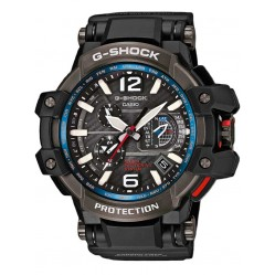 Casio Mens G-Shock Air Gravitymaster Black Smartwatch GPW-1000-1AER.