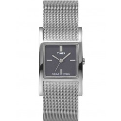 Timex Ladies Indiglo Mesh Bracelet Watch T2J911