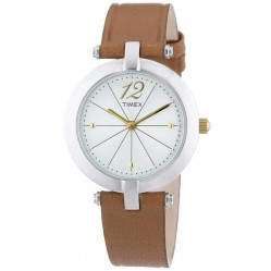 Timex Ladies Classic Strap Watch T2P543