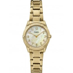 Timex Ladies Easton Gold Watch TW2P78300