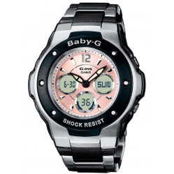 Casio Ladies Baby-G Watch MSG-300C-1BER