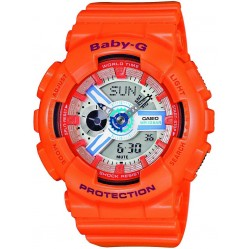 Casio Ladies Baby-G Watch BA-110SN-4AER