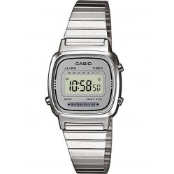 Casio Ladies Classic Collection Digital Watch LA670WEA-7EF
