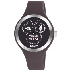 Disney Kids Sleeping Minnie Watch DP155-U537