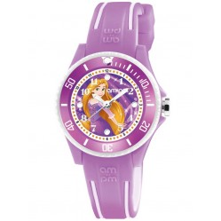 Disney Kids Tangled Purple Watch DP186-K471