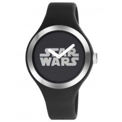 Star Wars Black Logo Watch SP161-U389
